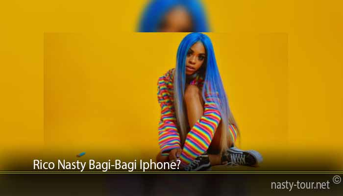 Rico Nasty Bagi-Bagi Iphone?